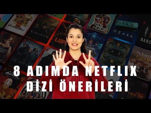 8 Adımda Netflix Dizi Önerileri #netflix #dizi #netflixdizileri #diziönerileri