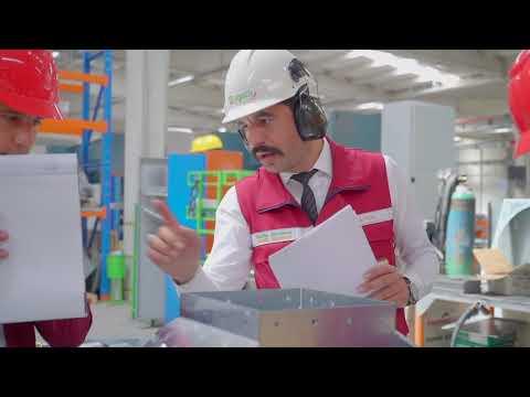 Ağaçlı Silo Türkçe Fabrika Tanıtım Filmi