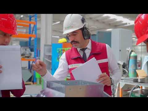 Agacli Silo Deutsch Fabrik Werbefilm