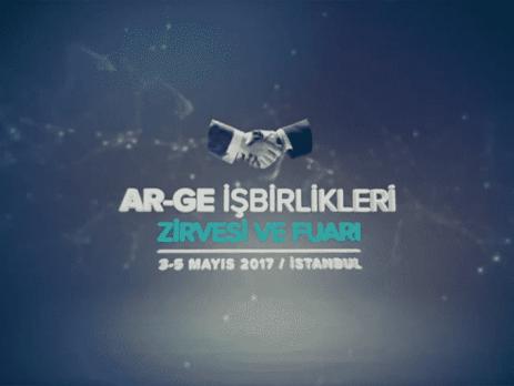 Ar-Ge İşbirlikleri Zirvesi Fuar Tanıtım Filmi