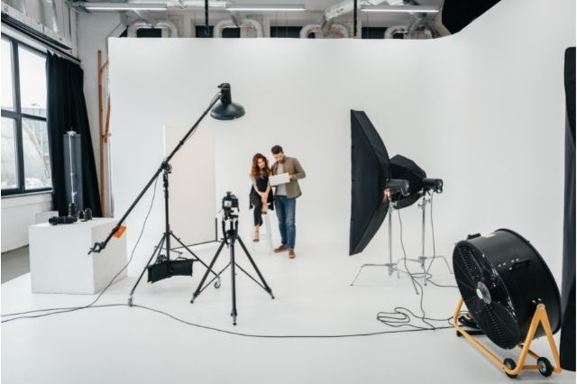 Fotoğraf Stüdyosu Ekipmanları