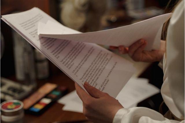 Senaryo Yazım Format Ve Planlama