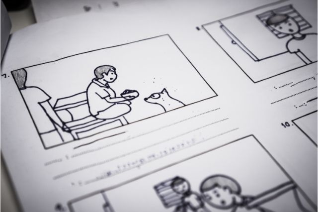 Storyboard Nasıl Oluşturulur?